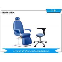 China Multifunctional Ent Treatment Chair / Ent Patient Chair Hydraulic Operating wholesale