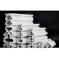 Buy cheap Super Industrial Extruded Profile , T Slot Aluminum Framing Extrusion Profile 80 from wholesalers