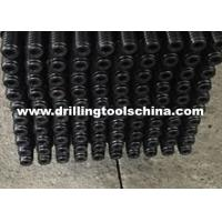 China 54mm BW Threaded Drill Rod / Heavy Wall Drill Pipe Forging Casting wholesale