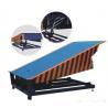 China El nivelador de muelle hidráulico inmóvil de encargo, muelle de Warehouse Ramps DCQ8-0.7 wholesale