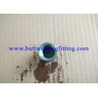 China Weldolet Sockolet Forged Pipe Fittings / ASTM A182 F321 Butt Weld Pipe Fittings wholesale