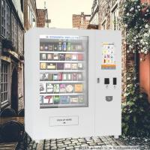 China Smart Food Vending Machine Fresh Fruit Orange Juice Vending Machine European Technology wholesale