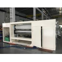 China PP Melt Blown Nonwoven Fabric Production Line, PP Meltblown Non woven Fabric Machine For American Customer wholesale
