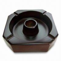 China Wooden Ashtray, Customized Designs are Accepted, Good Flexibility and Toughness wholesale