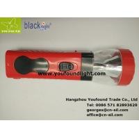 Buy cheap BN-403S Emergency Lighter Solar Rechargeable Torchlight LED Flashlight from wholesalers