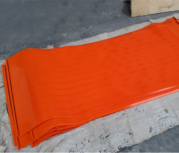 Quality Polyurethane High-Frequency Fine Screen for sale
