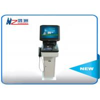 China PC self service Information kiosk / self service payment kiosk custom made wholesale