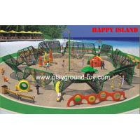Buy cheap Customized Adventure Playground Equipment For Amusement Park from wholesalers