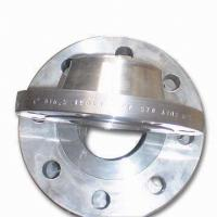 China Alloy Steel / Stainless Steel ASTM A105 Weld Neck Flanges For Shipbuilding CE, PED wholesale
