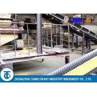 0.5mm Feed Size 50,000 Tons Per Year NPK Production Line ISO / SGS / BV Certificated
