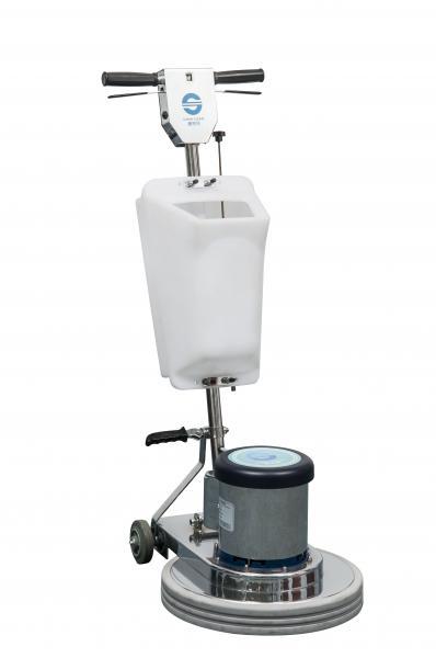 machine waxing