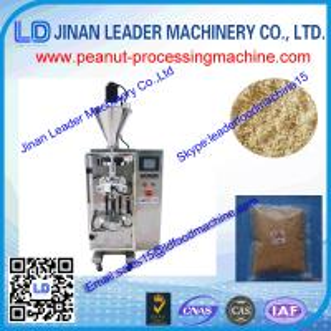 China Peanut packaging machine Three sides sealing granule  for utomatic making ba wholesale