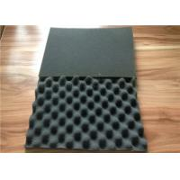 China Wavy Shape Acoustical / Acoustic Insulation Materials For KTV / Studio Soundproof wholesale