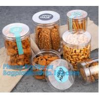 China cylinder food packaging box for sell,OEM high quality food grade cylinder paper packaging paper tube box,bakery cookie on sale