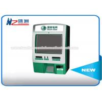 China Free Standing Wall Mount Kiosk For Hotel Self Check In Low Power Consumption wholesale