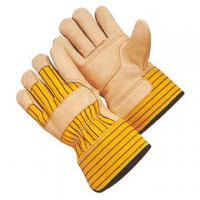 China Cow Grain Leather Gloves (CA032) on sale