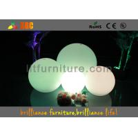 Buy cheap 球の照明カーボン繊維の家具党Lluminated LEDの球RGB色 from wholesalers