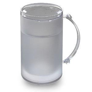 Quality Promotional Plastic Beer Mug for sale