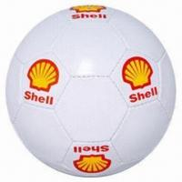 China Promotional Football, Customized Designs are Accepted wholesale