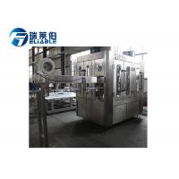 China Turn Key Project Water Filling Complete Production Line For Mineral Or Pure Water on sale