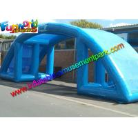 China Crazy Summer Inflatable Water Wars Game Water Balloon Battle With CE / UL Blower wholesale