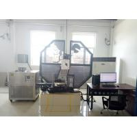 Buy cheap Automatic Cooling And Feeding Charpy Impact Test Machine ASTM E23 Angle 150° from wholesalers
