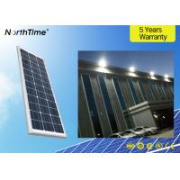 Buy cheap USA Bridgelux 18V 80W LED Solar Street Light With App Remote Control from wholesalers