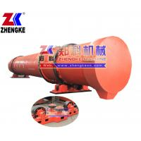 Buy cheap High capacity up to 45tph fluorite powder rotary drum dryer from wholesalers