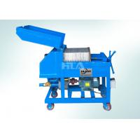 China High Precision Used Oil Plate And Frame Filter Press Easy Operation on sale