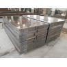 China Hydraulic Press Heated Platen 1300 * 2500 Mm Laminate Plywood Hard Board wholesale