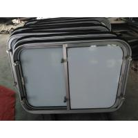 China Marine Weathertight Sliding Marine Windows Aluminum Frame Wheelhouse Window on sale