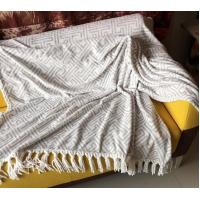 China Cozy Polyester Super Soft Flannel Print Blanket Warm Throw Blankets For Sofa / Bed wholesale
