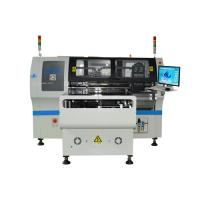 China Dual Module LED Mounting Machine Placement Device 0.02mm Chip Precision 8kw wholesale