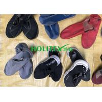 China Safety Used Mens Shoes Canvas Type Wearable Second Hand Casual Shoes wholesale