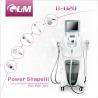 Vaccum Cavitation Slimming Beauty Equipment Vertical Velashape for Body / Face Care
