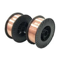 China low alloy high strength deposited metal TH550-NQ-Ⅲ weather ability Flux Cored Welding Wire on sale