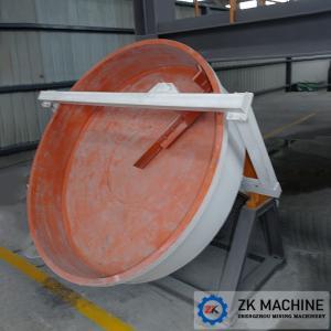 China Energy Saving Disc Pelletizer , Disc Granulator Machine High Productivity on sale
