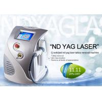 China 1064nm 532nm Q-Switched ND YAG Laser Machine For Pigmentation Removal wholesale