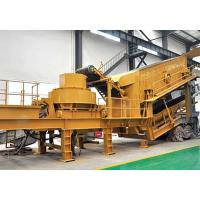 China 2012 Hot Sale China Made Mobile Crushing and Screening wholesale