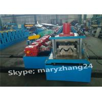 China High Speed Twos Waves and Three Waves Highway Guardrail Roll Forming Machine wholesale