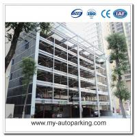 China Hydraulic Puzzle Car Parking System wholesale