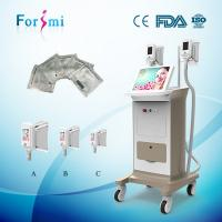 China Newest FDA / CE certification 1800W cryo fat freezing slimming machine wholesale