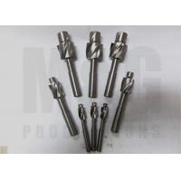 China Professional Carbide End Mill Cutter Cap Screw Counterbores Straight Shank wholesale