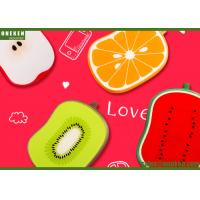 China Customized Cute  4000mAh KIWI Fruit Power Bank With Fast Charging 109x74x20mm wholesale