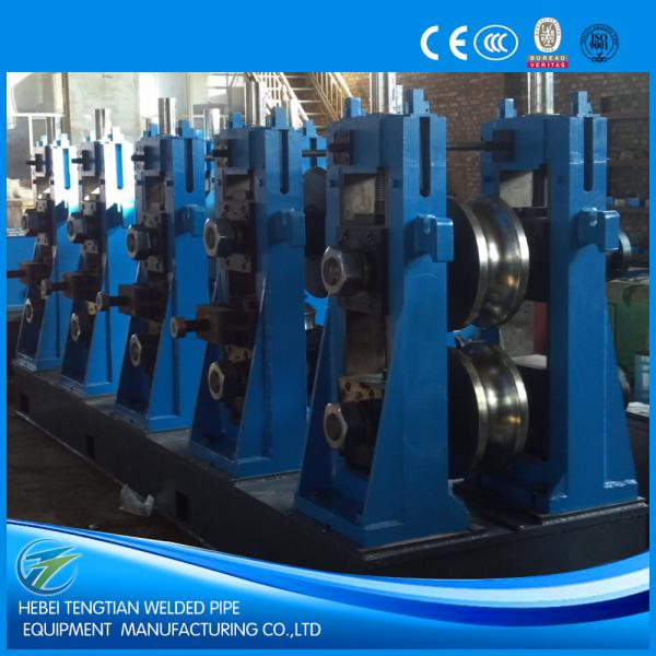 Quality Galvanised Steel Pipe Milling Machine Welding with FFX Forming Technology for sale
