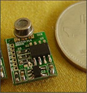Breath LED LCD Alcohol tester module 6651A