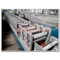 China Metal Stud and Track Cold Roll Forming Machine for Steel Roof Truss on sale