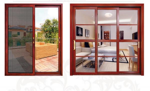 Quality 126 series interior aluminum sliding door internal sliding doors patio doors for sale