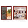 China 126 series interior aluminum sliding door internal sliding doors patio doors wholesale