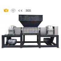 China High Capacity Scrap Metal Shredder Machine For Basket Material Low Speed Operation on sale